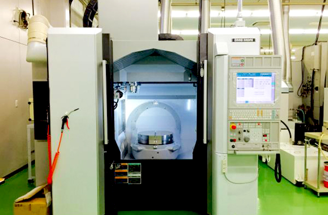 5-Axis Machining Centers NMV5000DCG