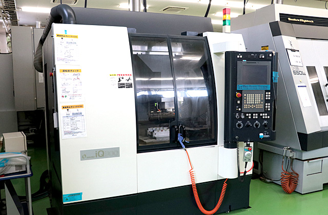 High-Speed Linear Machining Centers IQ300