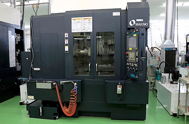 3-Axis Machining Centers V56i