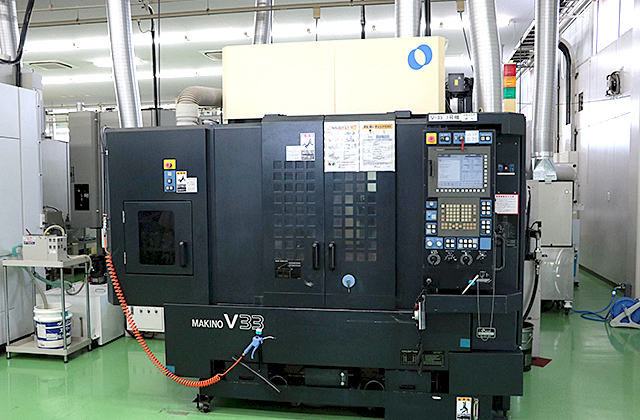 3-Axis Machining Centers V33