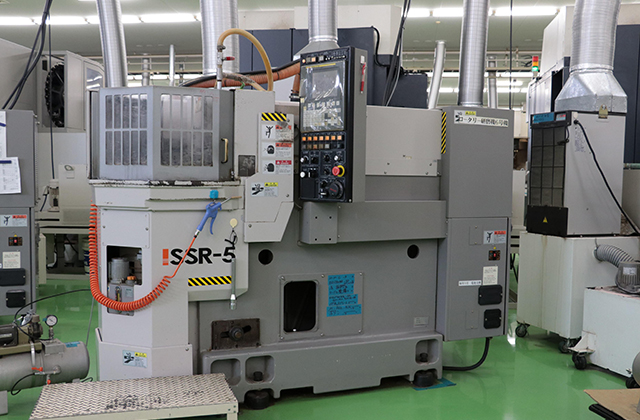 Rotary Surface Grinders SSR5