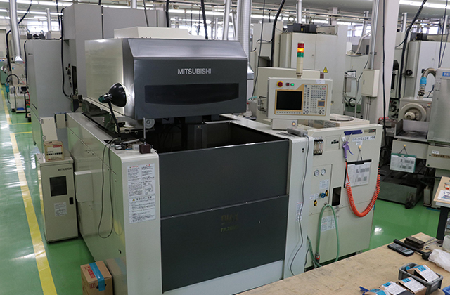 Wire-Cut EDM Machine FA20VSM