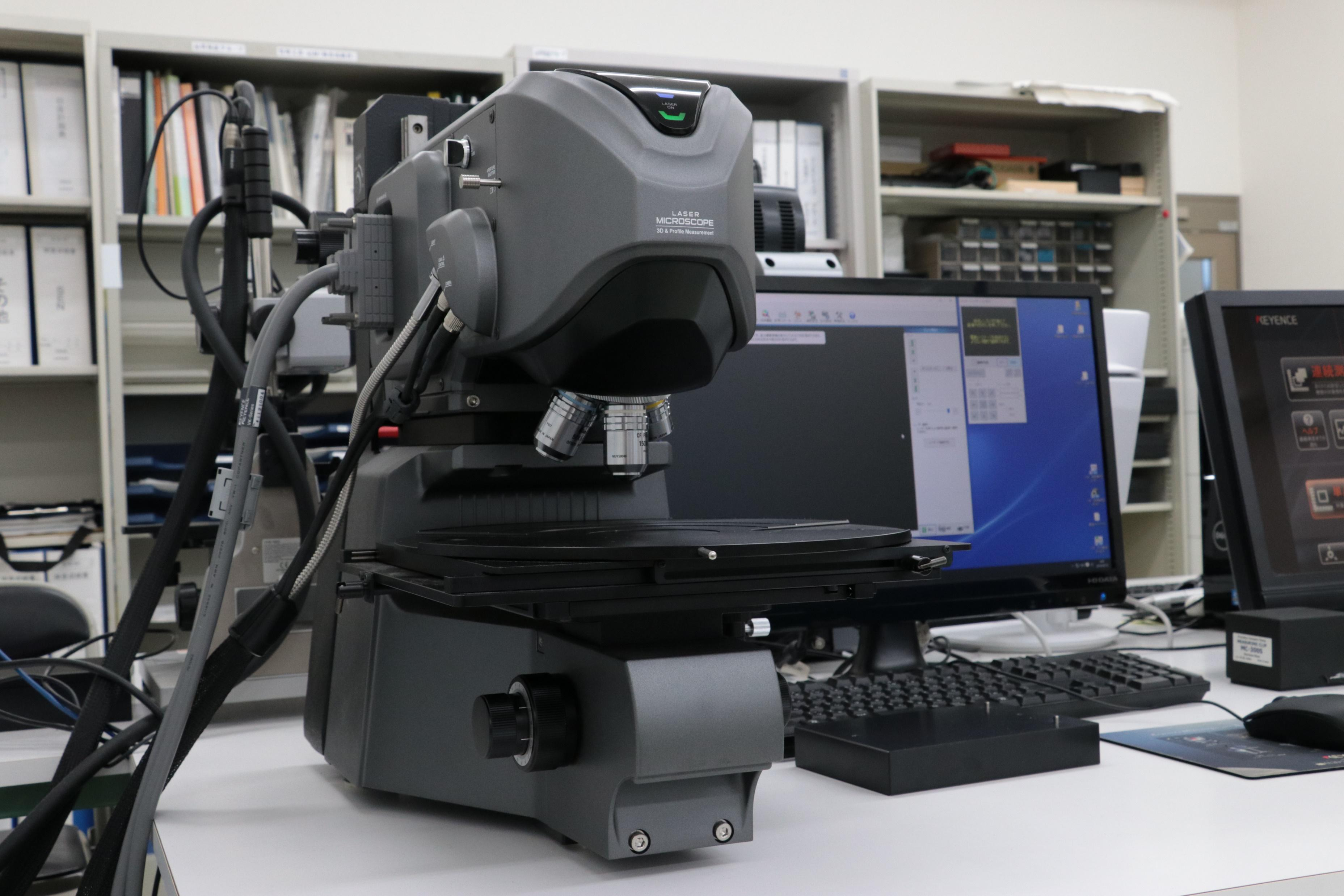 3D Laser Scanning Microscope VK-X100